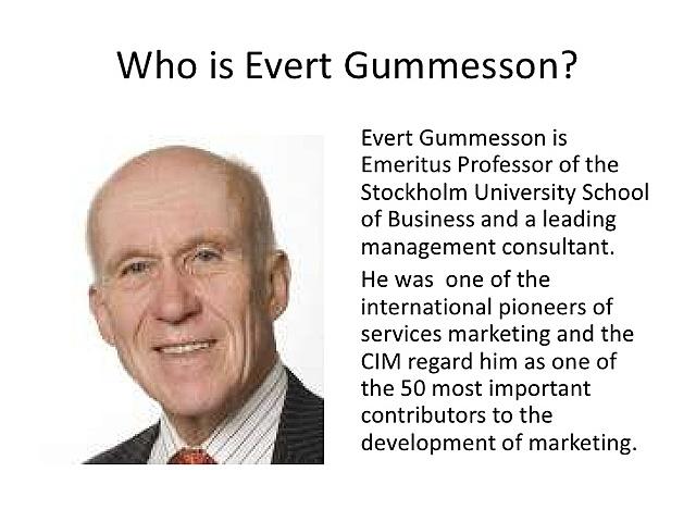 GUMMESSON