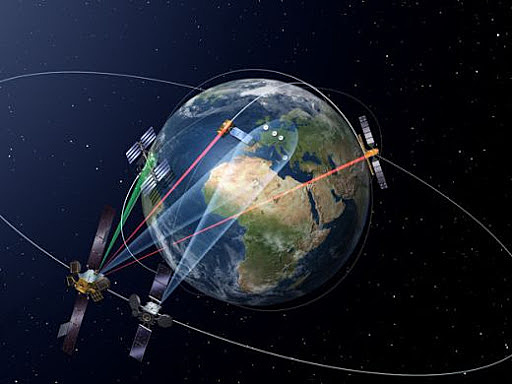 Comunicació via satèl.lit