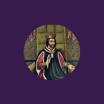 La corte del rey Juan II.