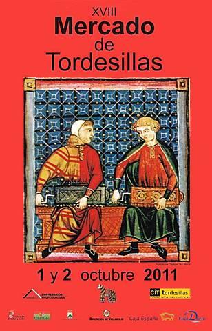 """La firma del """"Seguro de Tordesillas""""."""
