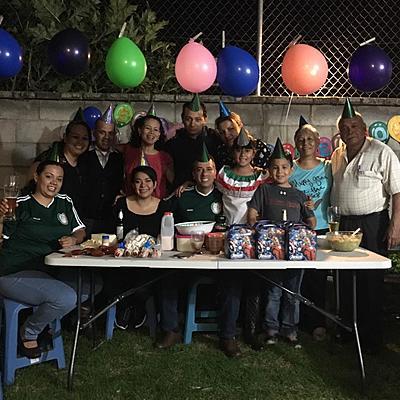 Familia Quevedo Marín timeline