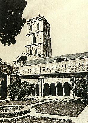 Se funda el Hospital de Peregrinos