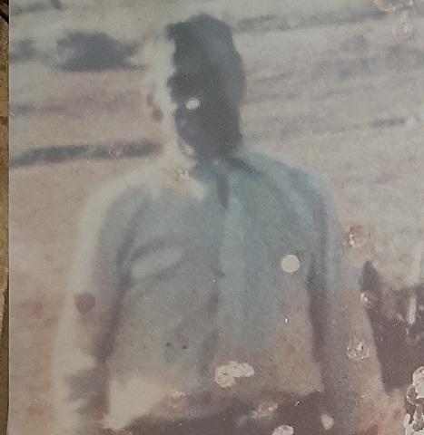 Muere José Herrera (abuelo paterno)