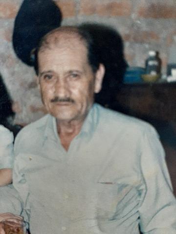 Muere abuelo José Rizo