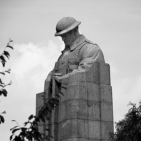 The Battle at Ypres