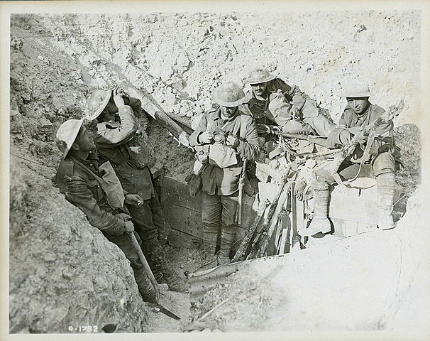 The Battle of Hill 70