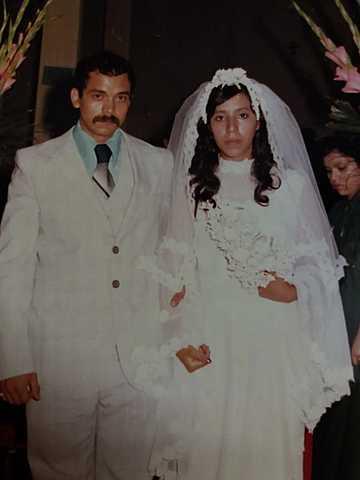 Matrimonio de mis padres