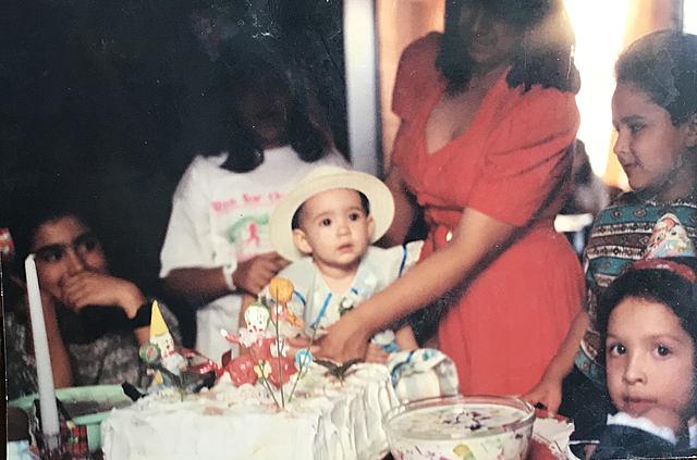 Primer cumpleaños Chata