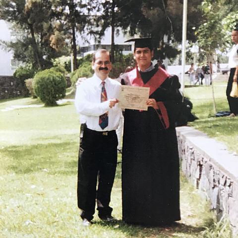 Graduación Irving