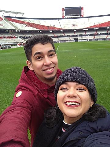 Viaje a Argentina Alicia