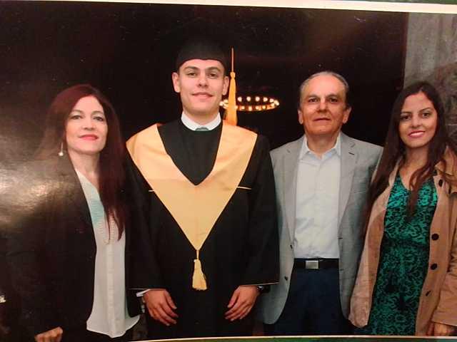 Graduación Hermano Jaime Medicina