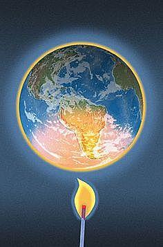 CO2 Temperature Rise.