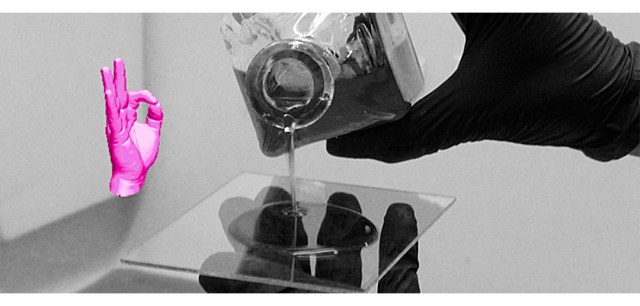 The wet collodion was invented.