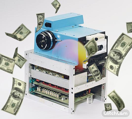 The first digital camera was announced by Kodak.
