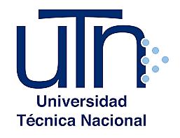 Ingreso a la Universidad Técnica Nacional.