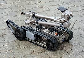 Robots Packbots