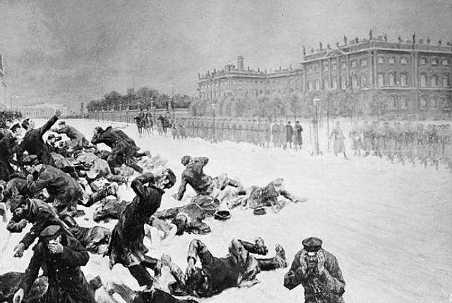 La revolució del 1905