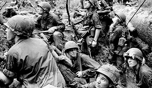 La guerra de Vietnam