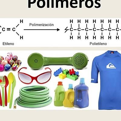 Los polímeros, historia y aplicaciones en el desarrollo tecnológico. timeline