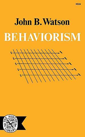 """Publicación de """"Behaviorism"""""""