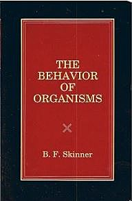 "Publicación de ""The Behavior of Organisms: An Experimental Analysis"", B.F. Skinner"