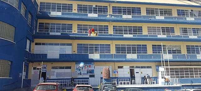 Cierran el hospital del Tórax en La Paz tras confirmar 8 profesionales de salud infectados con Covid-19