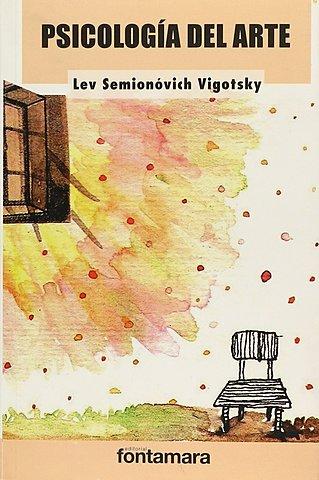 """Publicación de """" Psicologia del Arte"""", Lev S. Vygotski"""