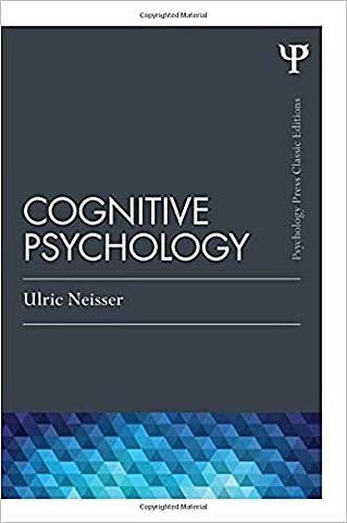 "Publicación de ""Cognitive Psychology"", Ulric Neisser"