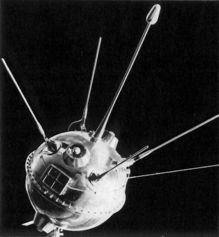 Luna 1 (USSR)