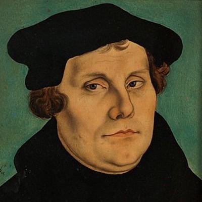 Martín Lutero timeline