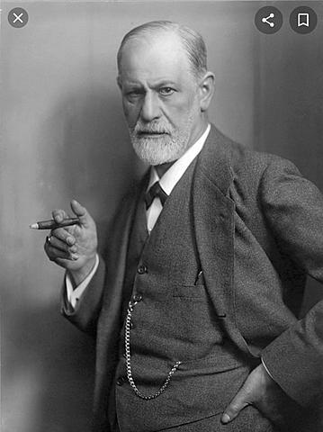 Nacimiento de Sigmud Freud