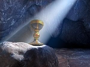 8. the Grail