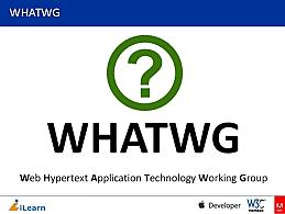 Fundación de WHATWG
