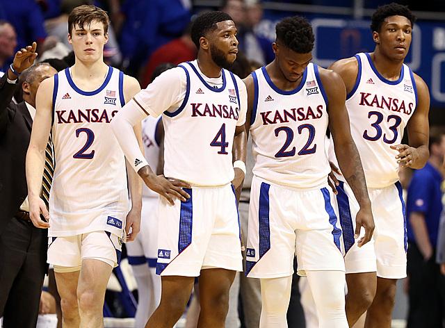 Kansas first game
