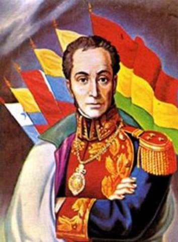 Bolivar deja Ecuador y sugiere dictadura