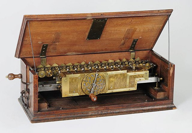 Счётная машина Лейбница