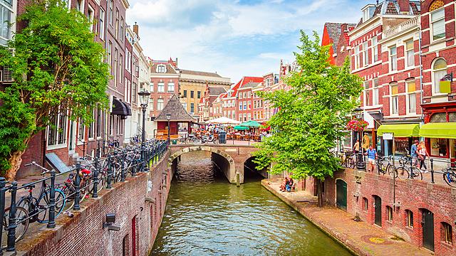 J'habite à Utrecht