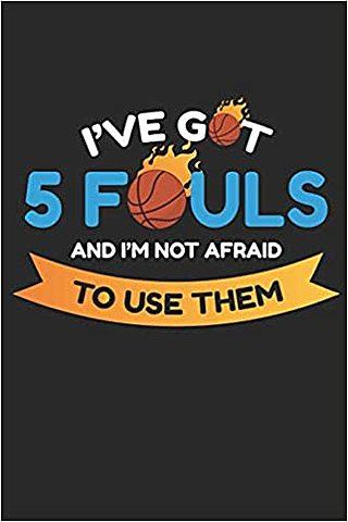 5 fouls