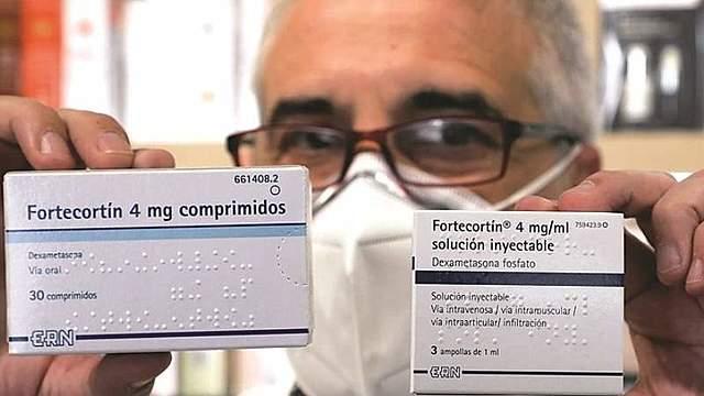 Bolivia trae Dexametasona de 7 países, la OMS pide cuidado