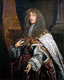 James II Coronation
