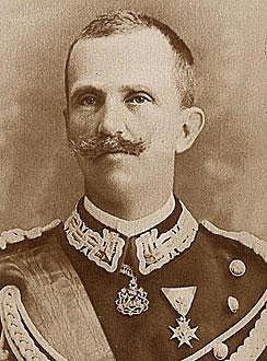 Inici de la Monarquía del Víctor Manuel IIIE