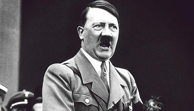 La dictadura Nazi d'alemanya