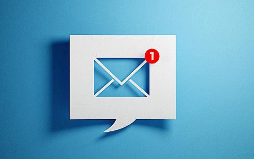 Invention du courriel