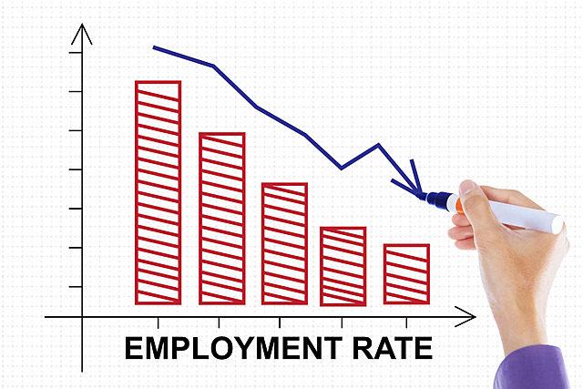 Unemployment Rate Falls