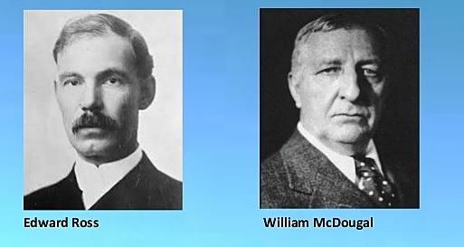 William Mc. Dougall y Edward Ross