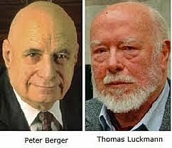 Peter Berger y Thomas Luckmann