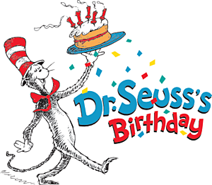 Dr. Seuss' Birthday!