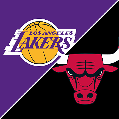 The Bulls Defeat the Lakers 4-1
