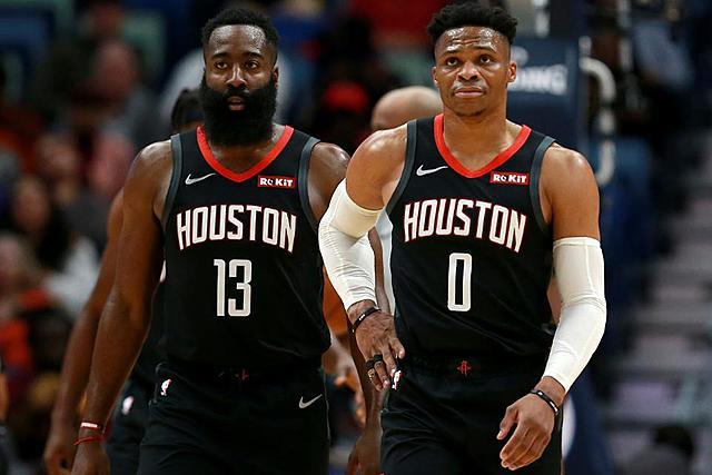 Huston Rockets defeat the Knicks