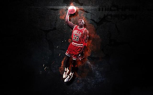 Micheal Jordan The Great